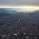 Улан-Удэ с высоты птичьего полёта