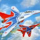 Airplane_Painting_Art_323478