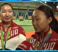 Лучницы - серебрянные призеры Олимпиады