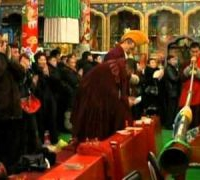 Как встречают буддийский Новый Год