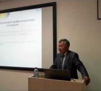 Балханов А.М. Внедрение профессиональных стандартов в систему кадровой работы организации