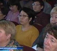Сюжет БГТРК о семинаре по вопросам МСУ в Иволгинском районе