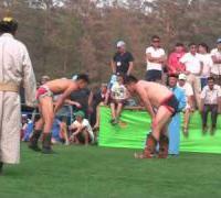 Сельские игры-2016. Национальная борьба