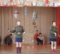 Кадеты школы № 52, Улан-Удэ