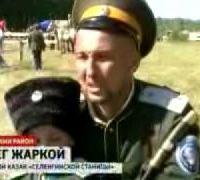 Фестиваль казачьей культуры в Бичурском районе