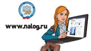 """Сервис """"Личный кабинет"""" на портале ФНС"""